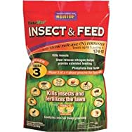 Bonide 60430 5M Lawn Fertilizer with Insecticide-5M INSECT & FEED