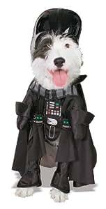 Rubies Costume Star Wars Darth Vader Pet Costume, Medium