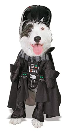 Darth Vader Costume for Dogs