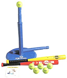 Buy Markwort Kenko First Steps Baseball Tee Ball Set by Markwort