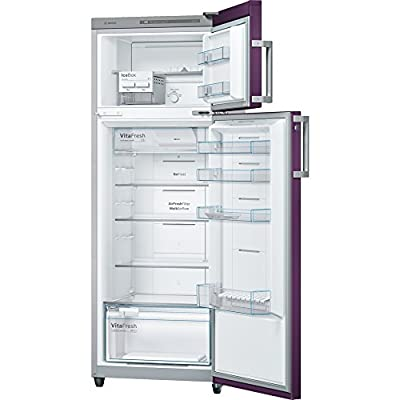 Bosch KDN30VR30I VitaFresh Frost-free Double-door Refrigerator (288 Ltrs, 3 Star Rating, Violet)