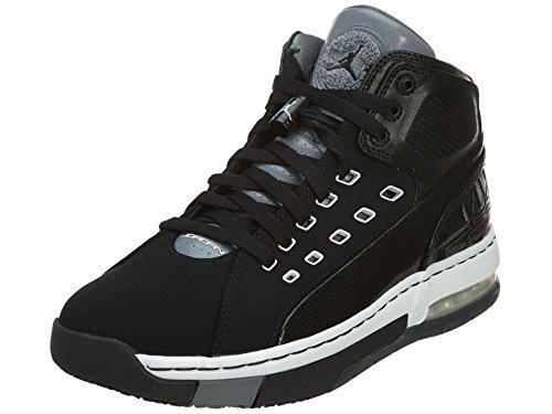 Nike Jordan Men's Jordan Ol'School Black/White/Cool Grey Basketball Shoe 10 Men US (Air Jordan 10 Retro Cool Grey compare prices)