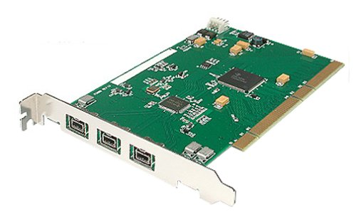 Iogear 3 PORT FIREWIRE 800 PCI CARD  GIC3800B0000CDEZE