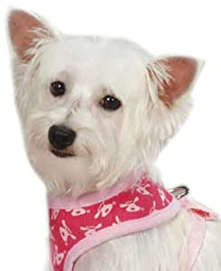 Amazon.com : DogIsGood Bolo Pet Harness, X-Small, Raspberry Sorbet