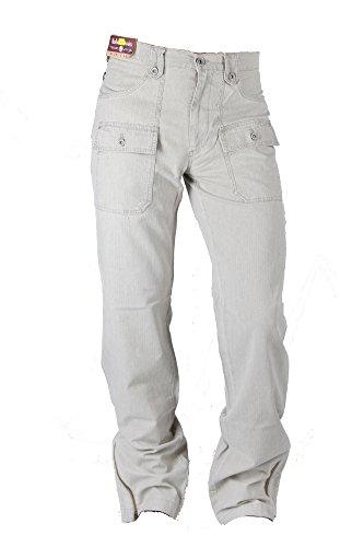 Marl BORO CLASSICS Jeans 31/34 Grigio chiaro cotone