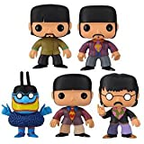 Funko Pop Rocks: The Beatles 5-Piece Assortment Vinyl Figure