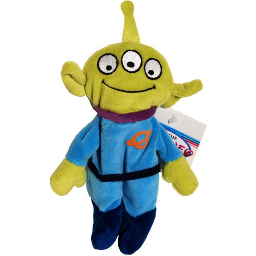 Toy Story Alien - Disney Mini Bean Bag Plush - 1