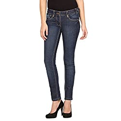 Species Women's Slim Fit Jeans (S-408_Blue_X-Large)