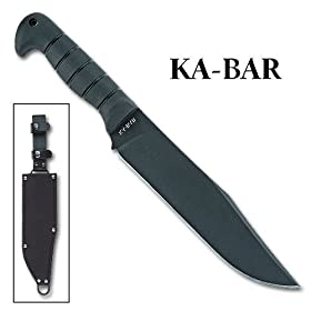 Ka-Bar Bowie Black Finish