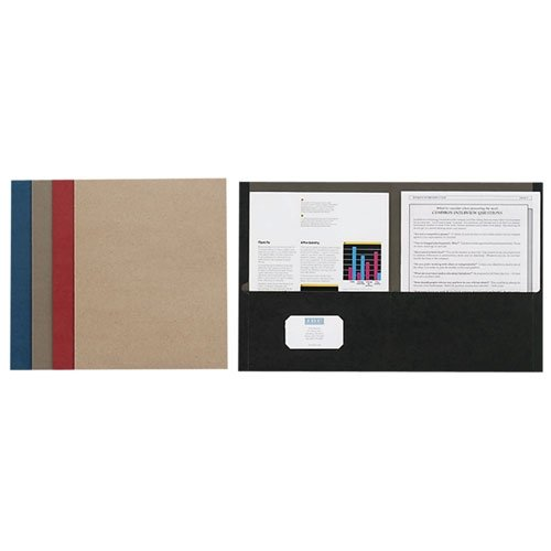 Esselte 78542 EarthWise Recycled Twin Pocket Portfolio, 25-Box, Natural - Buy Esselte 78542 EarthWise Recycled Twin Pocket Portfolio, 25-Box, Natural - Purchase Esselte 78542 EarthWise Recycled Twin Pocket Portfolio, 25-Box, Natural (Earthwise, Office Products, Categories, Office & School Supplies, Binders & Binding Systems, Report Covers)