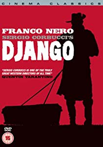 Django Newly Re-mastered Region 0 [DVD]