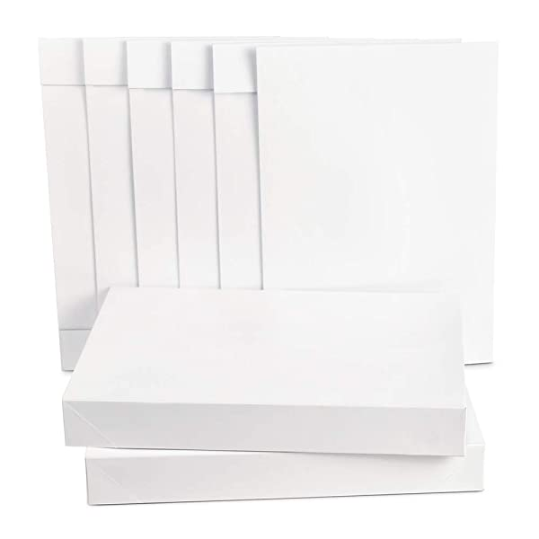 ValBox Shirt Gift Boxes 10 Pack White Large Paper Gift Boxes with Lids for Birthtday, Baby Shower, Wedding, Christmas, Easy Assemble Boxes, 14.25 x 9.5 x 1.8 Inches (Color: White, Tamaño: 14.25 x 9.5 x 1.8 Inch)