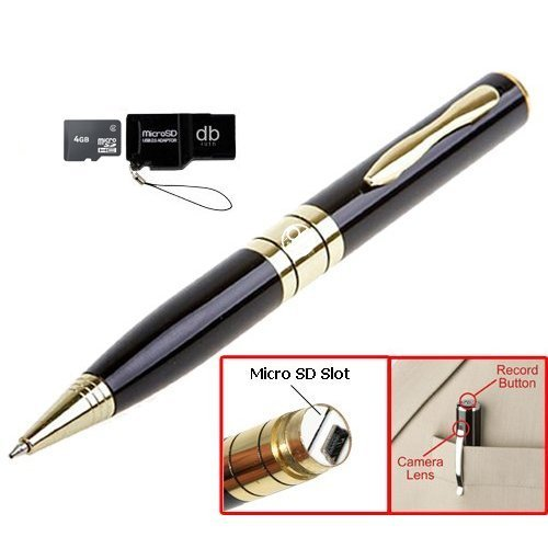 16GB capacity pen with a 4GB card included