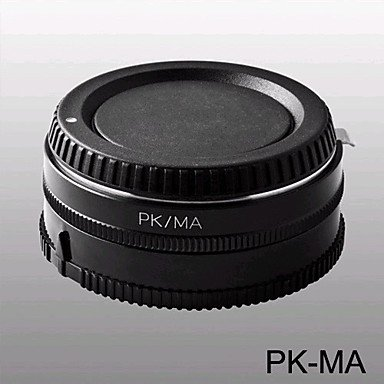 Pk-Ma Adapter Mount Pentax Lens To Sony Minolta Slr / Dslr With Optial Glass (Cca154)