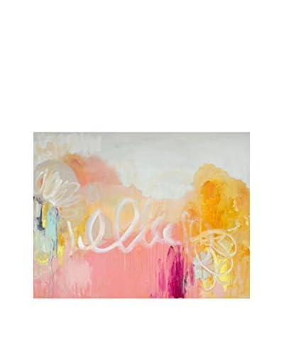 Claire Desjardins Don't Think Twice Giclee Print, Multi, 21 x 28