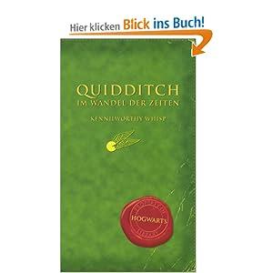 quidditch im wandel der zeiten j k rowling kennilworthy whisp klaus fritz b cher. Black Bedroom Furniture Sets. Home Design Ideas