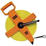 Keson OTR10M300 300-Feet Open Reel Fiberglass Tape Measure