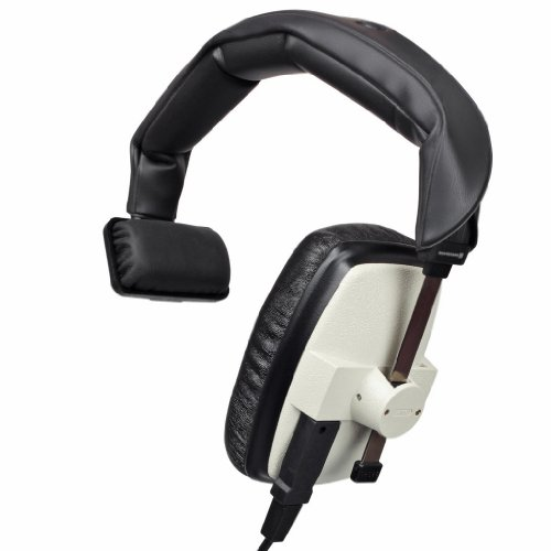 Beyerdynamic Dt-102-16Ohm-Grey Single-Ear Studio Headphones For Monitoring, Efp/Eng And Live Applications, 16 Ohms, Grey