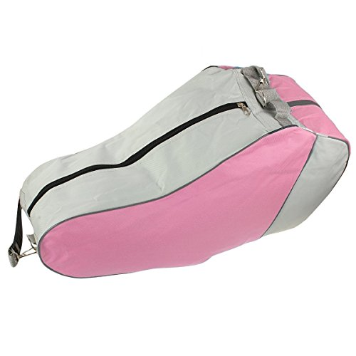 Butterme-Sac-rouleau-tanche-durable-de-patinage-de-patins--glace-sacs-fourre-tout-avec-bretelles-rglables
