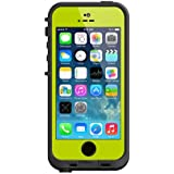LifeProof iPhone 5s Case - Fre Series - Lime/Black
