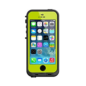 Lifeproof iPhone 5S Fre Case-Lime/Black - Carrying Case - Retail Packaging - Lime/Black