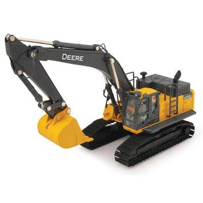 ERT45335 ERTL - John Deere 470 GLC Excavator - 1