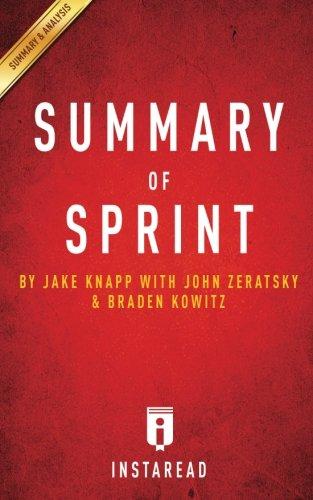 summary-of-sprint-by-jake-knapp-with-john-zeratsky-and-braden-kowitz-includes-analysis