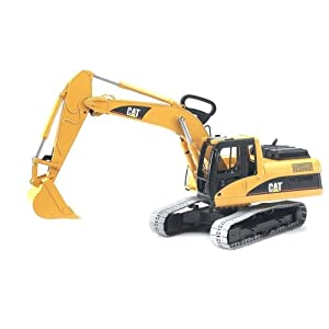 Bruder Toys Caterpillar Excavator