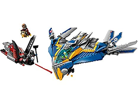 LEGO - A1404129 - Marvel 3 - Superhéros