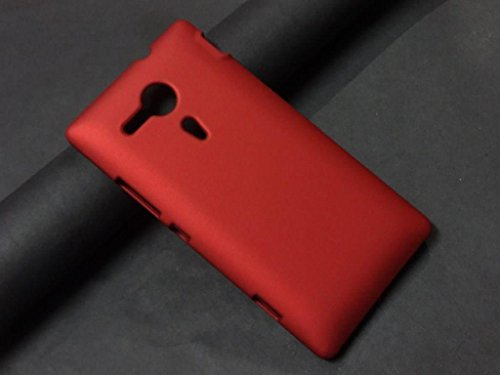 RJR Matte Finish Hard Back Case Cover For Sony Xperia SP M35H-Maroon  available at amazon for Rs.149