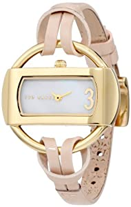Ted Baker Women's TE2076 Find the Time Custom Analog 3 O'clock Watch
