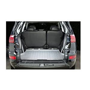 Cargo Liner Lexus GX /Behind 2nd seat-Fits models with 3 rows of seats / 2010 2011/Grey