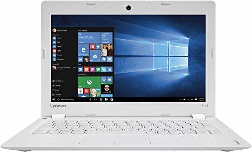 2017 Lenovo Ideapad 110s 11.6 Inch HD Flagship White Edition Laptop PC| Intel Celeron N3060 1.60 GHz Dual-Core...
