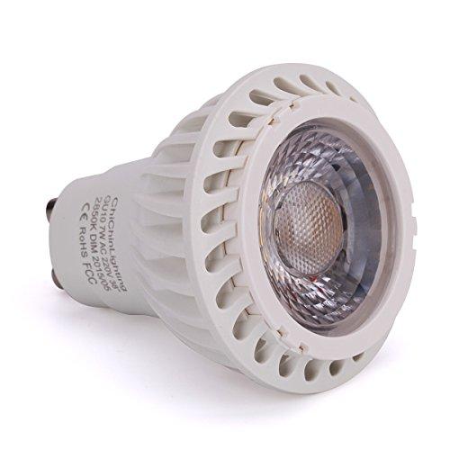 Brightlightz 10 lampadine a led gu10 dall 39 intensit for Lampadine led a basso consumo