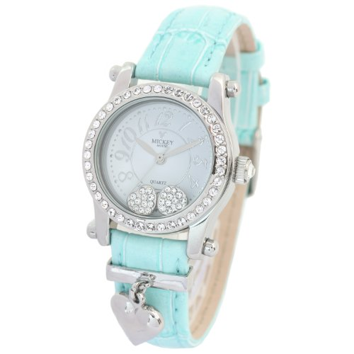 Cute Disney (Disney) watches Mickey Mouse limited edition 27 mm face women's Mickey watch