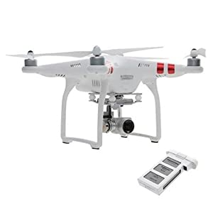 DJI Phantom 3 Standard Bundle (w/ Extra Battery)