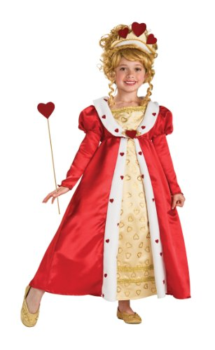 Rubie's Red Heart Princess Costume