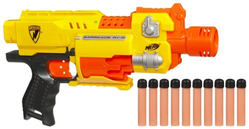 NERF n STRIKE BARRICADE RV-10