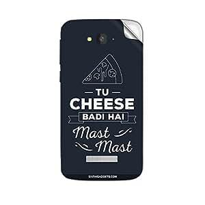 Skin4Gadgets Tu Cheese Badi Hai Mast Mast Phone Skin STICKER for PANASONIC P31