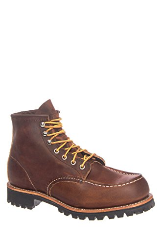 Men's Roughneck Moc-toe Ankle Boot