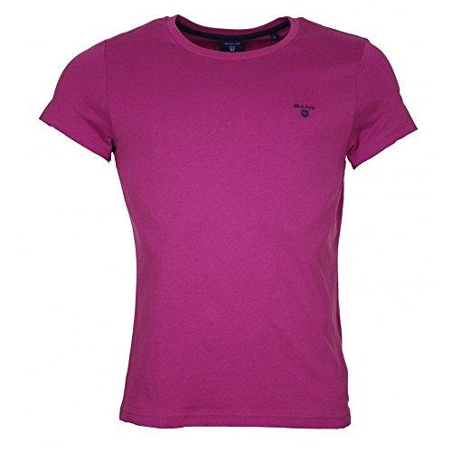 Gant -  T-shirt - Collo a U  - Maniche corte  - Uomo Wild Aster Small