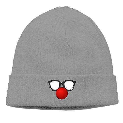 [Jirushi Unisex Clown Beanie Cap Hat Ski Hat Caps Hip-hop Hat DeepHeather] (Halloween Toronto Costumes)