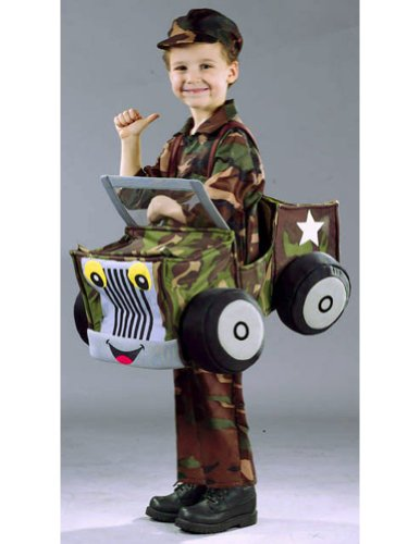 Baby-boys - Im A Jeep Toddler Costume 3T-4T Halloween Costume