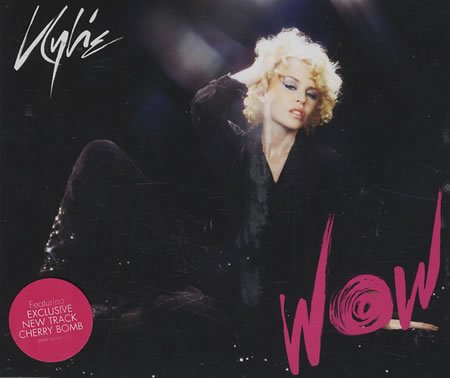 Kylie Minogue - Wow (The Remixes) (Promo CDM) - Zortam Music