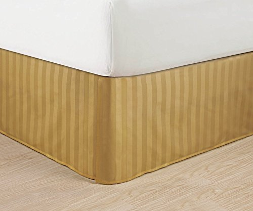 Gold Bed Skirt back-791440