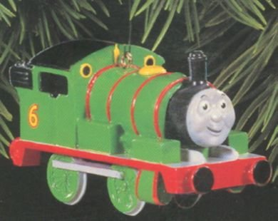 Percy the Small Engine No. 6 From Thomas the Tank 1996