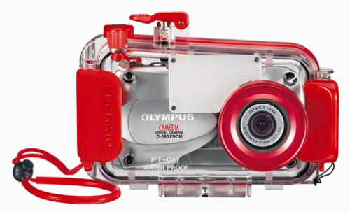 Olympus PT-017 Underwater Housing for D-560 Digital CameraB0000CAV4Q