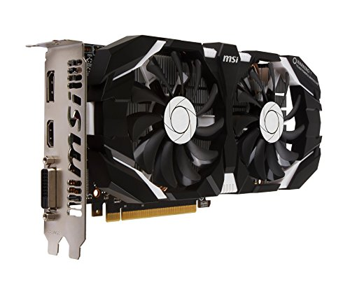 MSI GeForce GTX 1060 3GB 3 GB GT OC Video Card