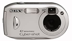 Sony DSC-P41 Cybershot Digital Camera [4MP]