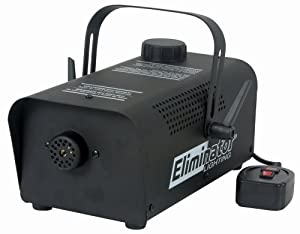 eliminator 1000 watt fog machine